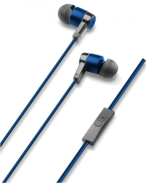 Stereo slušalice In-Ear, plave